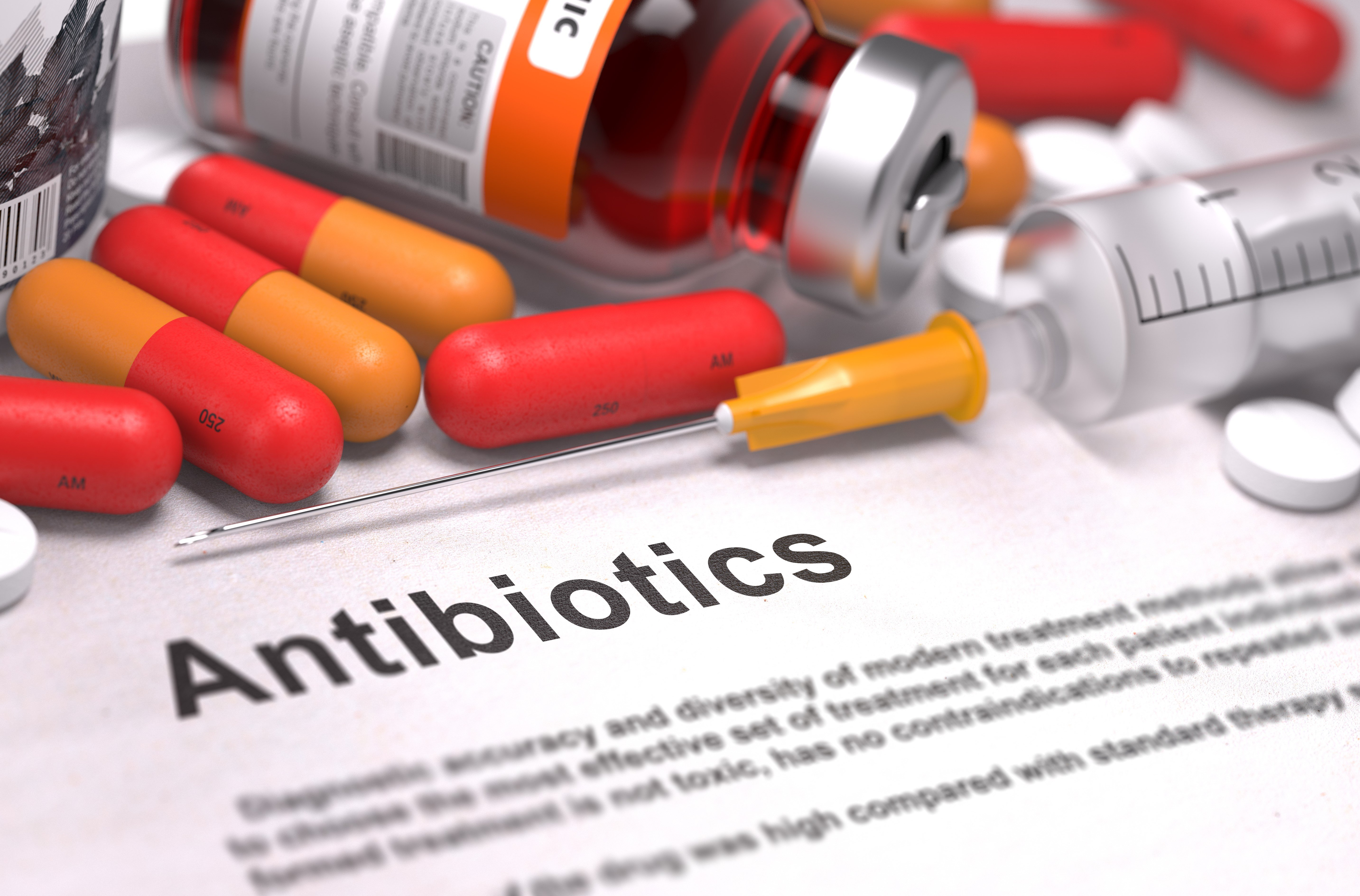 CBD While On Antibiotics