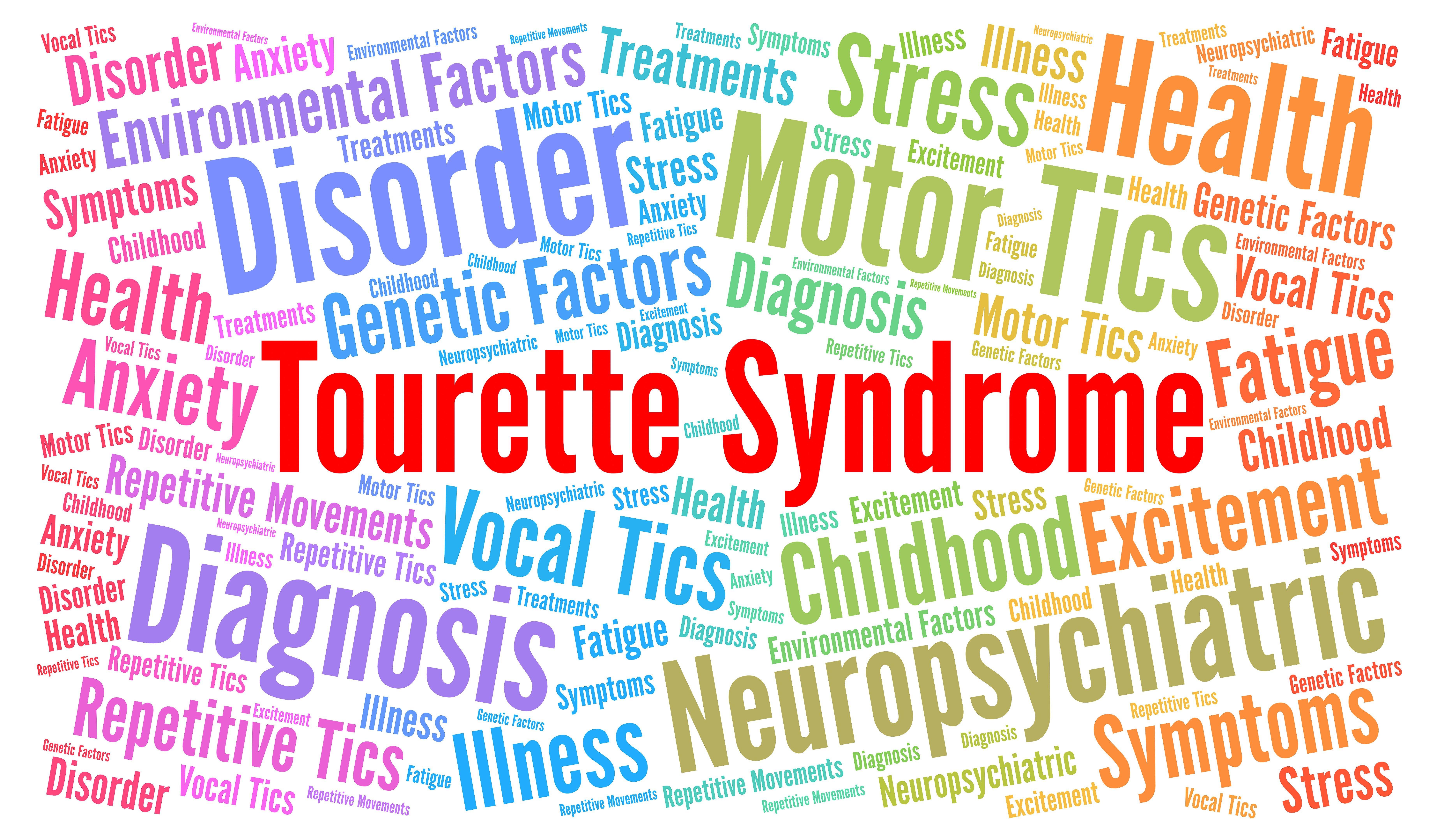 CBD for Tourette Syndrome