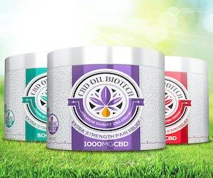 CBD hemp cream