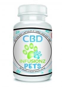 CBD Infusionz pet product