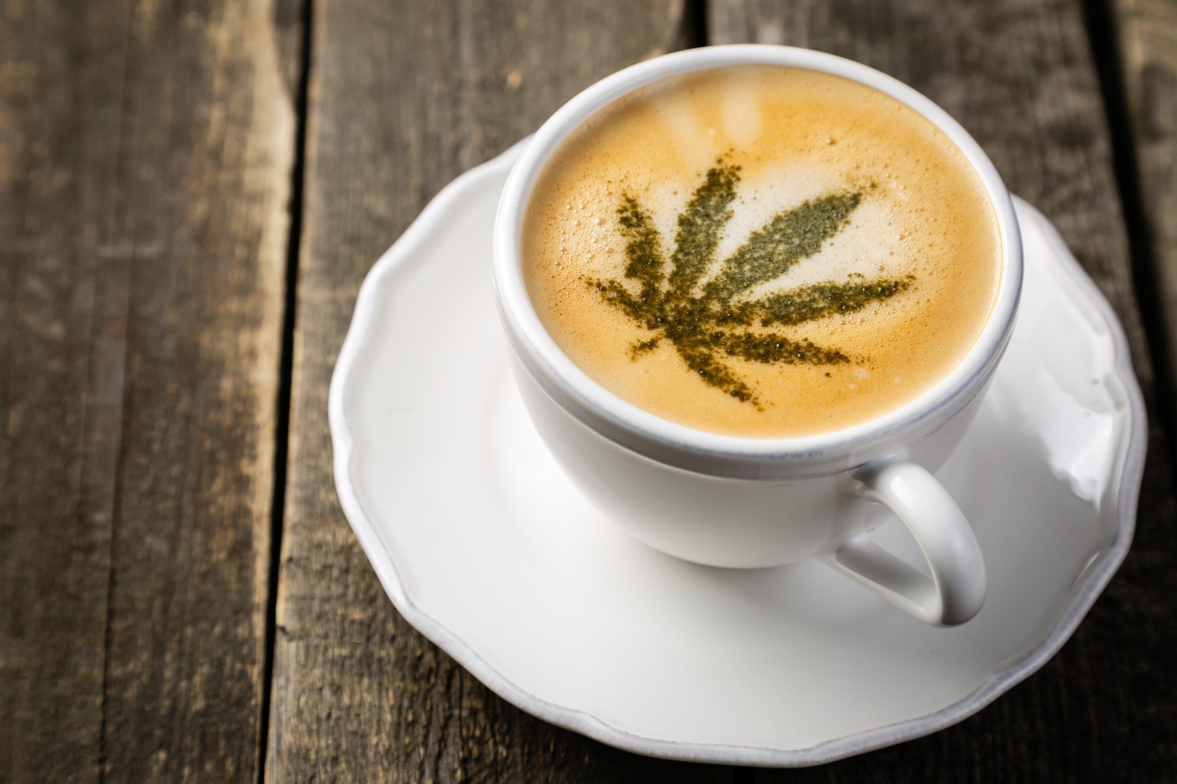 CBD in Combination with Caffeine
